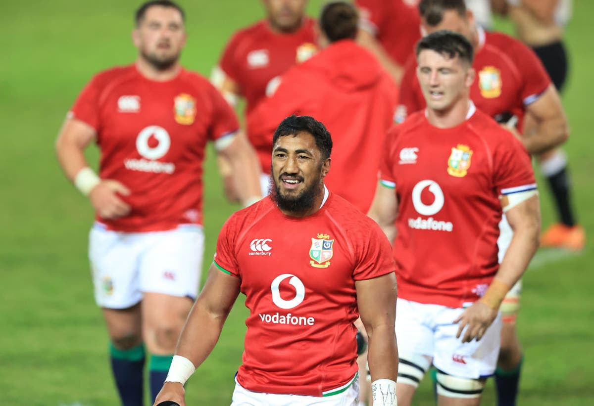 British and Irish Lions vs South Africa A LIVE: Test match team news, line-ups and more tonight