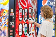 Record price hikes at vending machines and restaurants as supply chain issues and labour shortages bite