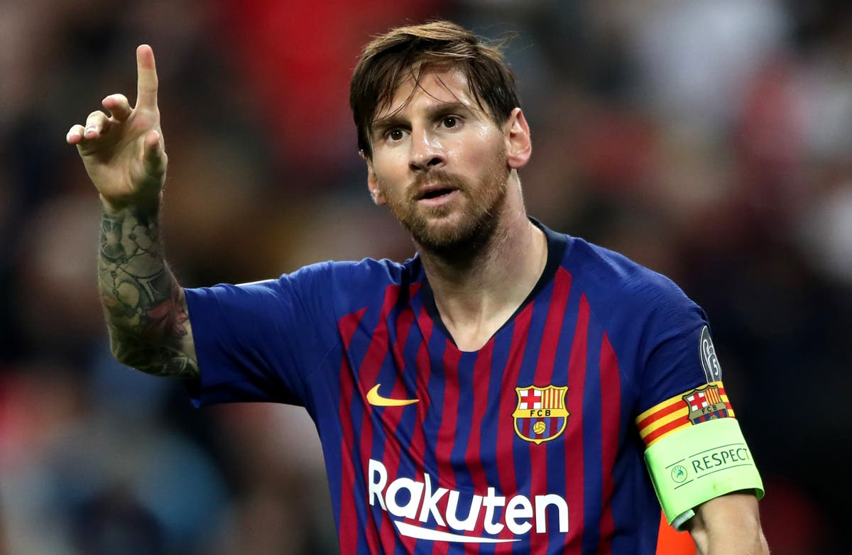 Lionel Messi agrees significant pay cut to prolong Barcelona stay – reports