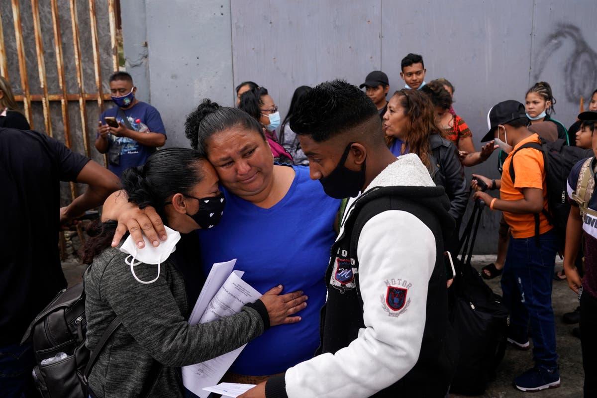 'God opened the door': Mystery surrounds US asylum picks