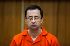 Larry Nassar spent $10,000 inside prison but only $300 on restitution funds for his victims, report says