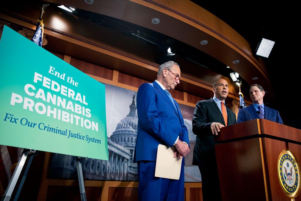 Senate leader lends clout to marijuana legalization push