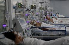 Argentina logs 100,000 virus deaths as Delta variant looms