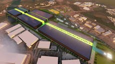 'Mission critical' plans submitted for new Coventry electric car battery plant