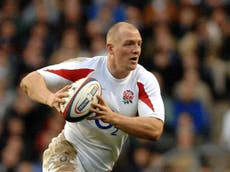 On This Day in 2014: England centre Mike Tindall retires from rugby