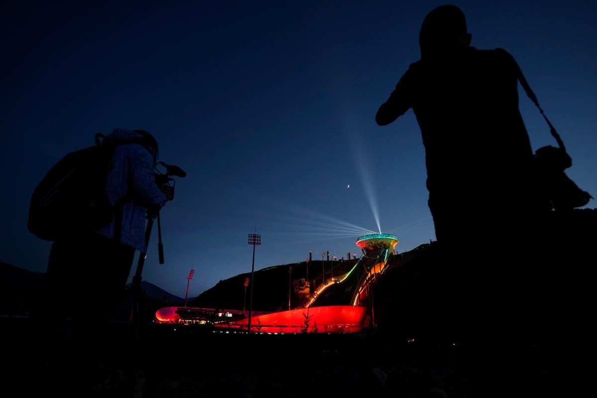 Beijing: 2022 Winter Olympics on track despite pandemic
