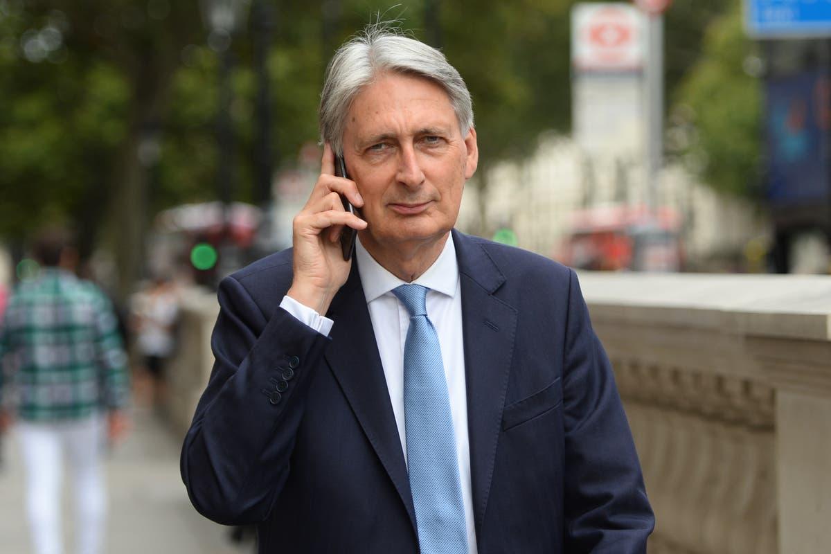 Ex-chancellor Philip Hammond rebuked over lobbying by sleaze watchdog