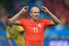 Arjen Robben reluctantly retires for second time