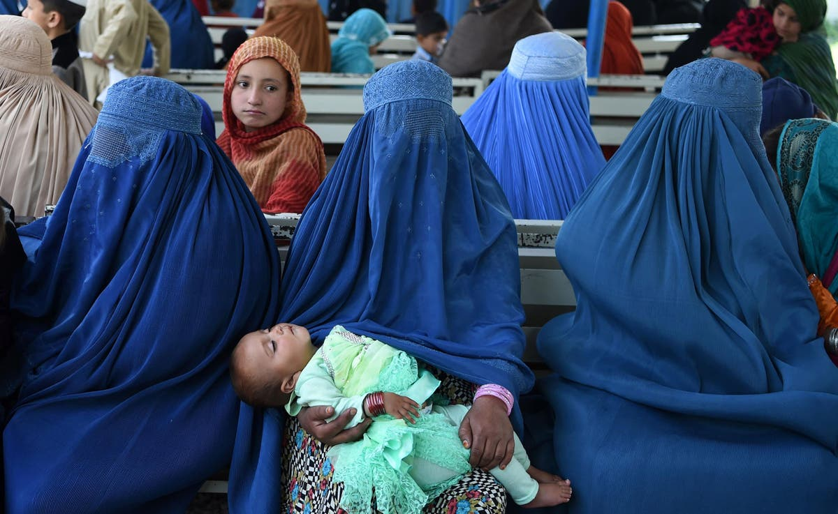 Afghan women and girls could die because gender rules block UK aid, charity warns