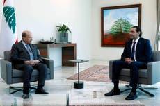 Lebanon PM-designate steps down after months of deadlock
