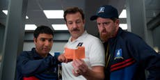 Underdog soccer series 'Ted Lasso' finds itself the big dog