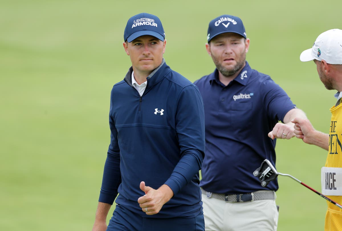 The Open 2021 tee times: Full schedule for Day 2
