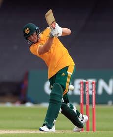 Affray case against Nottinghamshire batsman Joe Clarke dropped