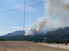 $2000 in firefighting equipment stolen from scene of wildfire in Canada