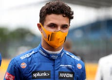 Lando Norris hopes British Grand Prix will take his mind off Wembley mugging