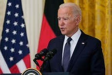 Biden calls Cuba a failed state and communism a failed system