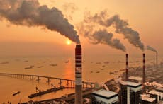 IPCC report – live: UN report warns time running out to save planet
