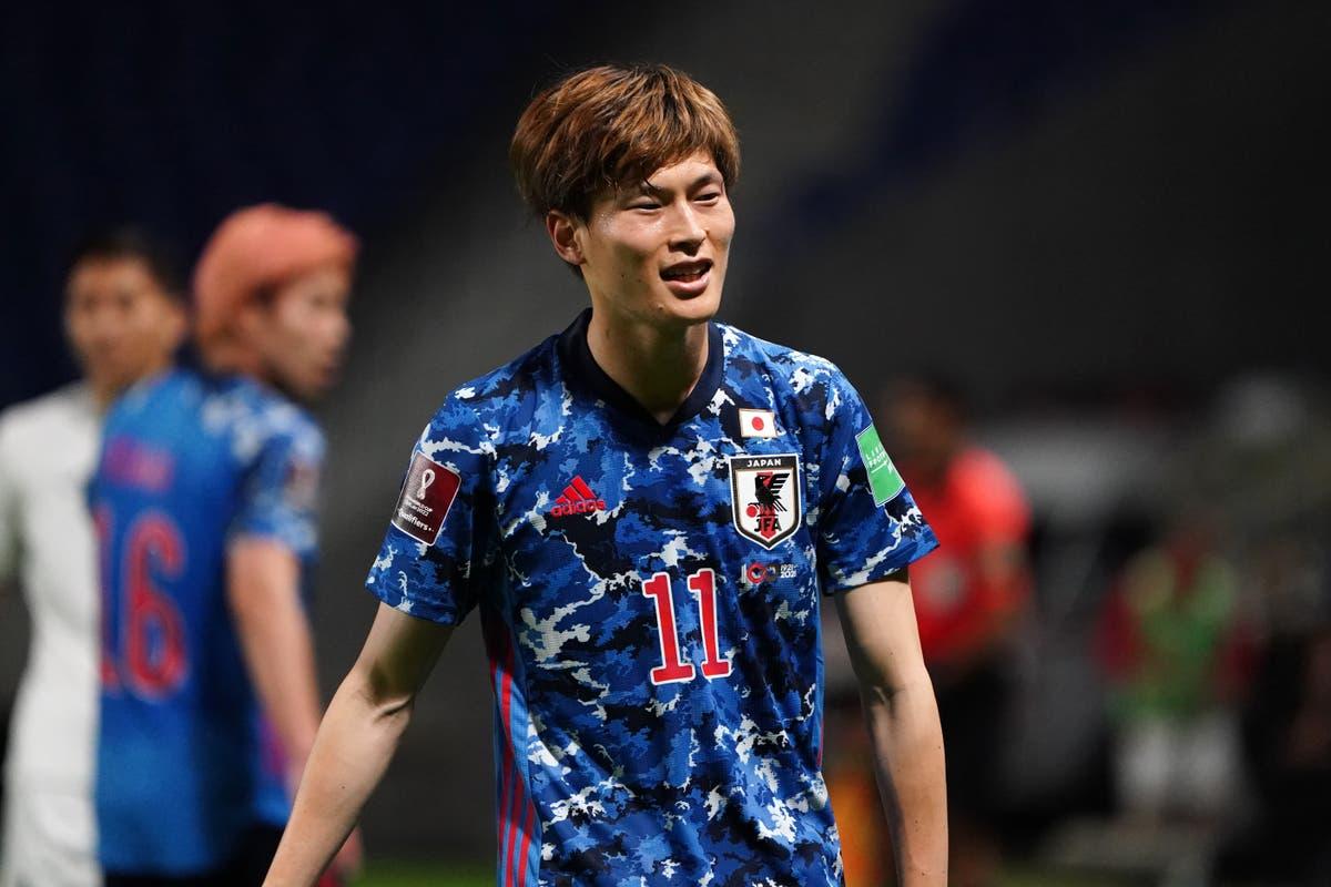 Celtic sign Japan forward Kyogo Furuhashi from Vissel Kobe
