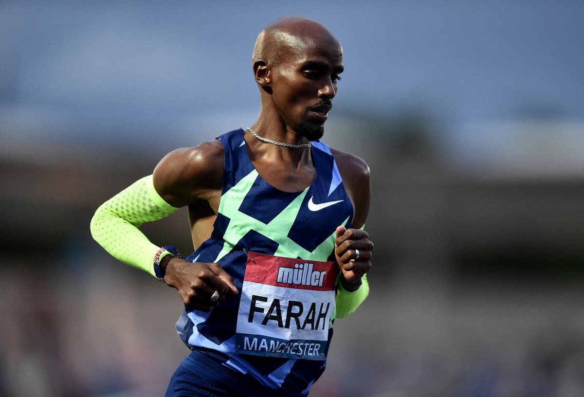 Racism against black athletes 'getting worse', says Mo Farah