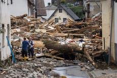 气候危机是德国洪水的罪魁祸首?