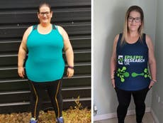 I've lost 10 stone in a year – but it still hurts to see people ridiculed for being overweight