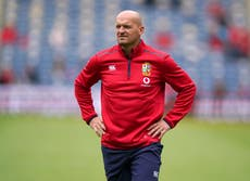 Gregor Townsend urges Lions Test hopefuls to make most of Stormers opportunity