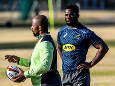 Siya Kolisi: South Africa give captain chance to recover from Covid for first Lions Test