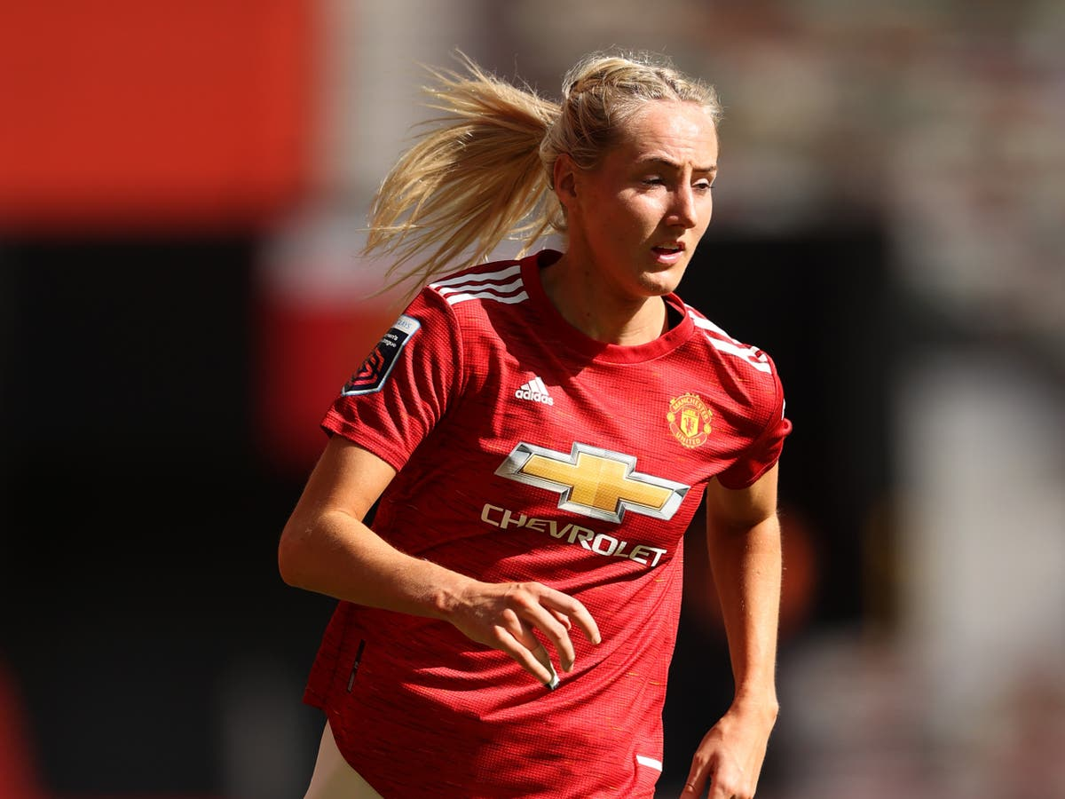 Adidas apologise to Manchester United's Millie Turner over name gaffe