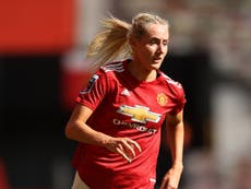 'We messed up': Adidas apologise to Manchester United's Millie Turner over name gaffe
