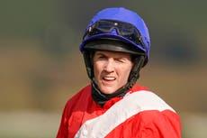Grand National-winning jockey Rachael Blackmore taken to hospital after heavy fall