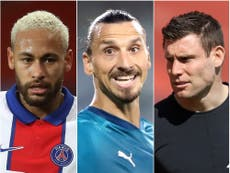 Neymar's new 'do and James Milner on the 'toilet' – Friday's sporting social