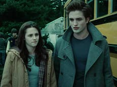 Twilight fans rejoice as all films in saga arrive on Netflix: 'An extremely important day in our society'