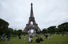 The Latest: France to let in travelers with India-made shot