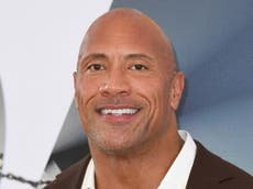 Dwayne Johnson issues warning to fellow DC stars after completing Black Adam shoot