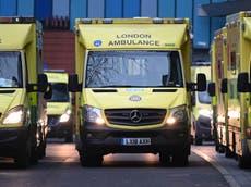 NHS summer crisis: London Ambulance Service declares incident as 999 calls surge