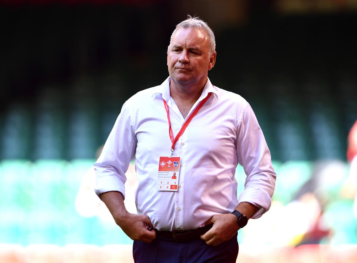 Wayne Pivac optimistic about Wales' future despite Argentina series defeat