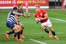 Duhan van der Merwe prepared for hostile reception against South Africa