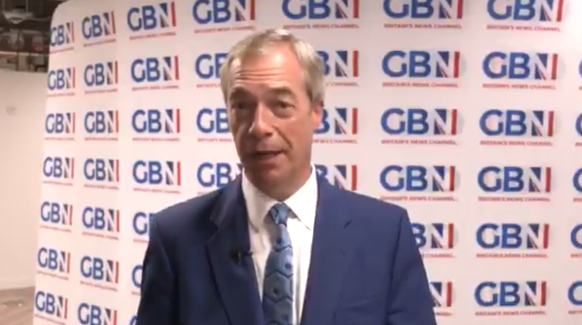 Nigel Farage's new GB News show was littered with mistakes and mind-numbingly boring   Sean O'Grady