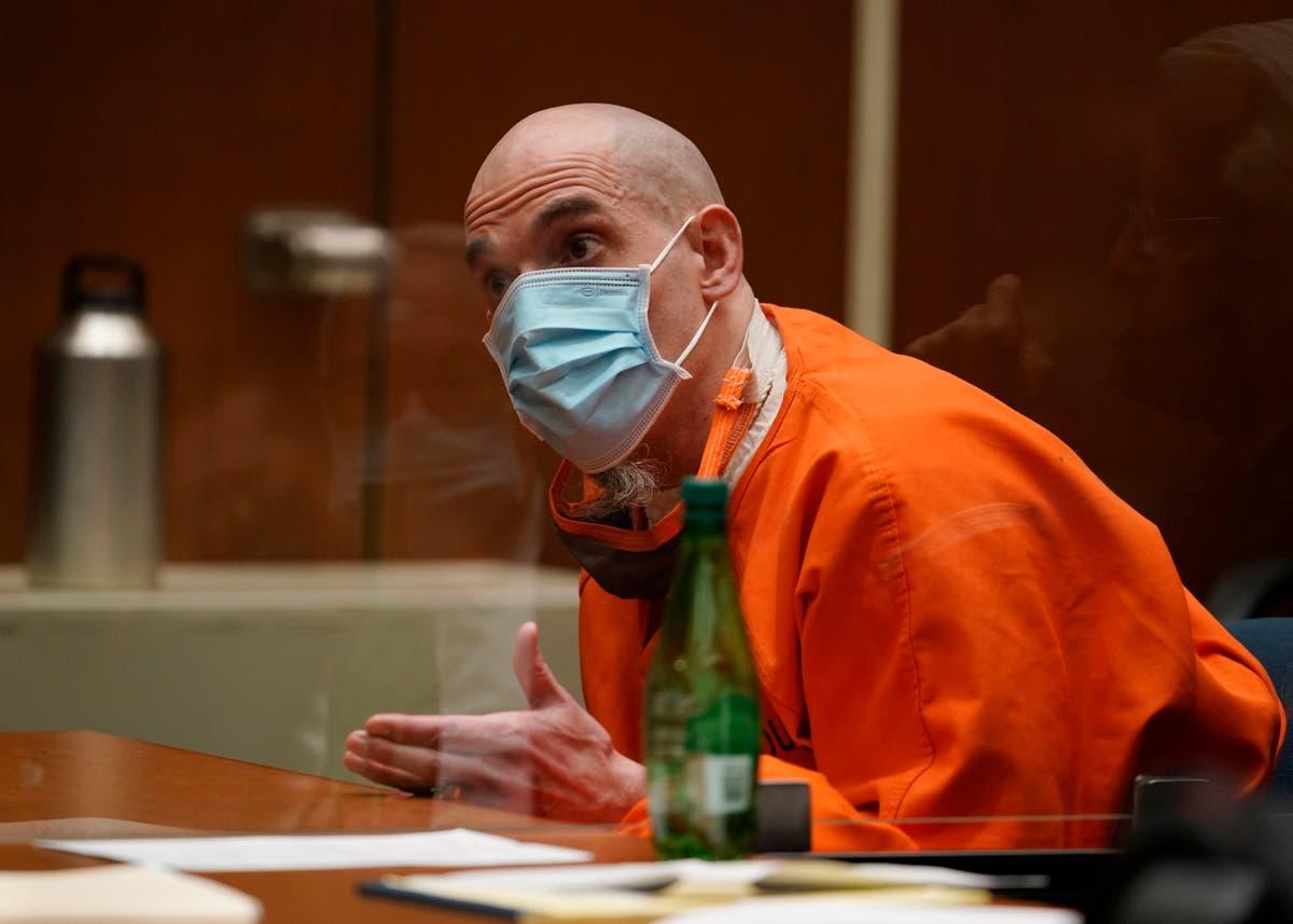 'Hollywood Ripper' who killed Ashton Kutcher's girlfriend given death sentence