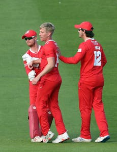 Luke Wood leads Lancashire to victory and Vitality Blast quarter-final spot