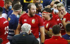 Alun Wyn Jones relishing chance to face South Africa following injury recovery