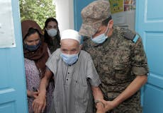 Tunisia puts military on vaccination duty as cases soar