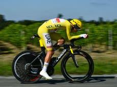 Tour de France 2021 LEEF: Verhoog 21 nuutste opdaterings, aangesien Tadej Pogacar vandag die titel wil behou