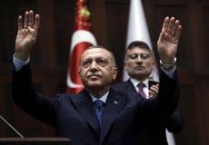 Turkey criticizes European court's ruling on headscarf ban