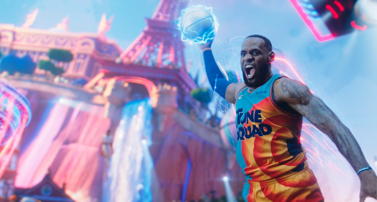 Original Space Jam director says it took him five attempts to watch LeBron James in A New Legacy