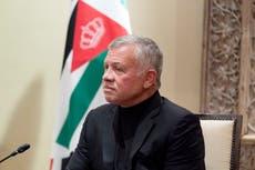 Biden hosts Jordan's king amid tough choices in Mideast