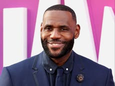 Space Jam: LeBron James hits back at 'haters' as poorly reviewed sequel A New Legacy tops the box office