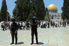 Israeli PM: No change to ban on Jewish prayer at mosque
