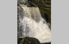Man dies trying save girlfriend from drowning at upstate New York waterfall