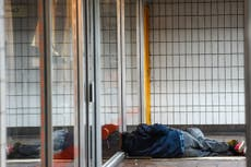Homeless people evicted from hotels and denied housing despite ministers' claim emergency support is ongoing